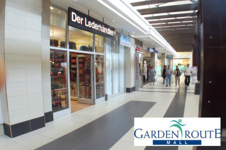 Leather accessories stores in Garden Route mall, George and Mossel bay, Western Cape