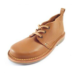 HP8005 Bundu Veldskoen - full-grain genuine leather mens desert boots by Der Lederhandler