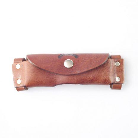 HPGG022 Knife Pouch Horizontal XX Large - genuine leather knife belt pouch by Der Lederhandler