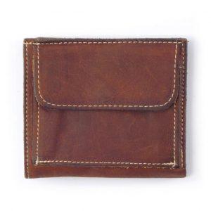 Wallet Men's Four HPMW04NTKU - men's wallet with coin pocket by Der Lederhandler