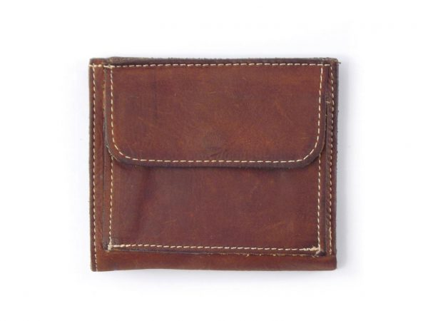 Wallet Men's Four HPMW04NTKU - men's wallet with coin pocket by Der Lederhandler