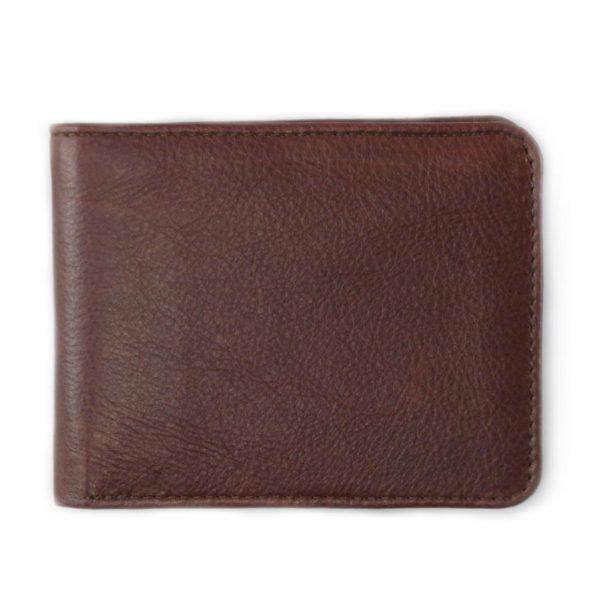 Wallet 14 Cards HPMW05NTKU - men's leather card holder by Der Lederhandler