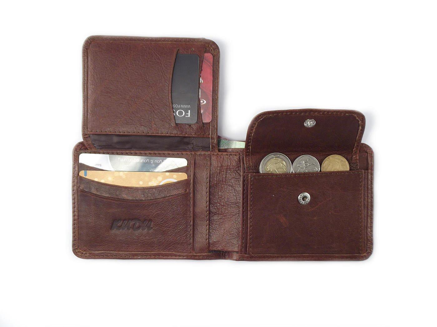 9cdce987e1af Wallet 14 Cards HPMW05NTKU - men's leather card holder by Der Lederhandler