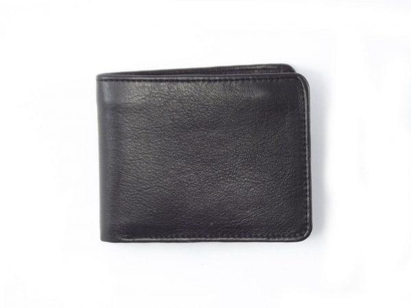 Wallet 14 Cards HPMW05NTKUZ - men leather card holder by Der Lederhandler