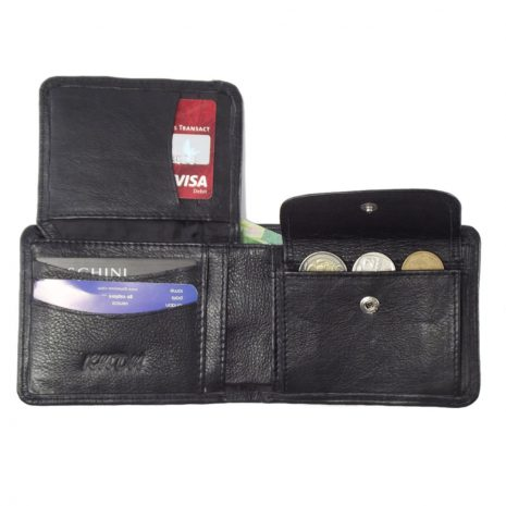 Wallet 14 Cards HPMW05NTKUZ - men leather card holder by Der Lederhandler