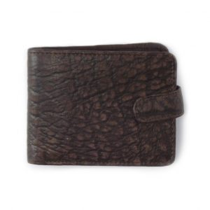 Wallet 14 Cards HPMW05WTKUZ - men leather card holder by Der Lederhandler