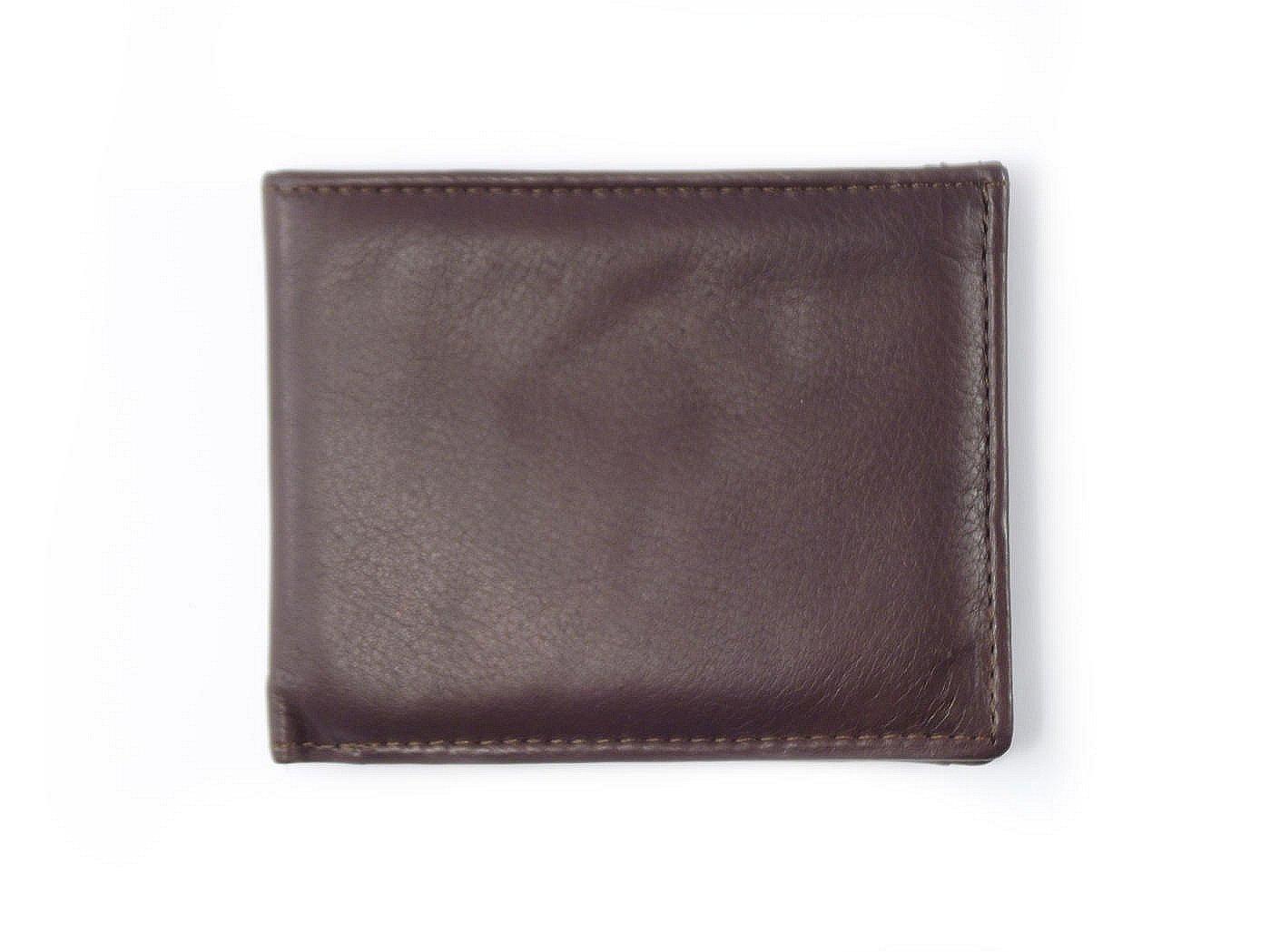 ac9eb9adf554 Wallet 14 Cards HPMW17NTKU - genuine leather billfold wallet by Der  Lederhandler