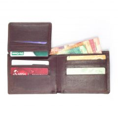 Wallet 14 Cards HPMW17NTKU - genuine leather billfold wallet by Der Lederhandler