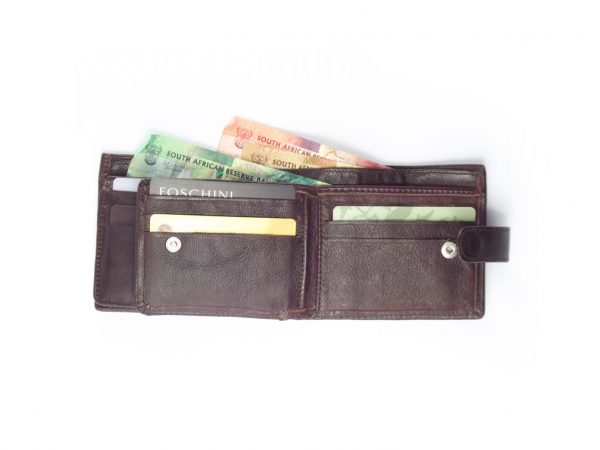 Wallet 16 Cards HPMW18WTKU - mens leather credit card wallet by Der Lederhandler