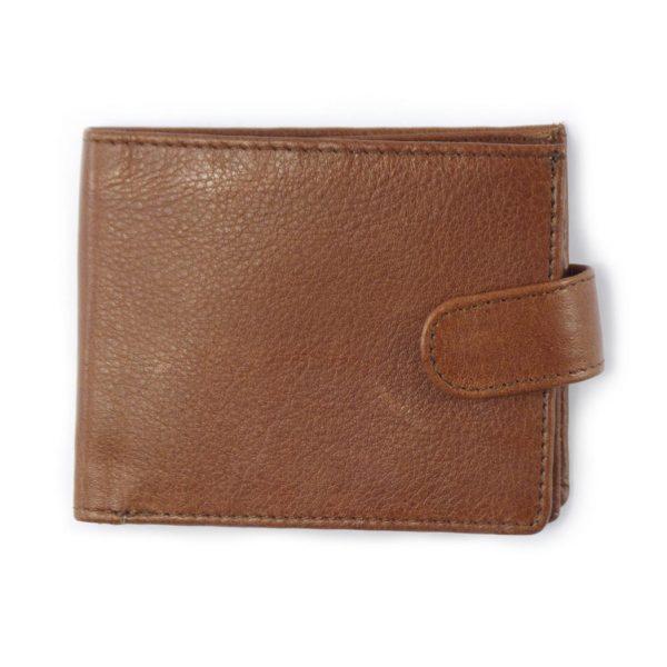 Wallet 6 Cards HPMW21WTKU - mens credit card holder in genuine leather by Der Lederhandler