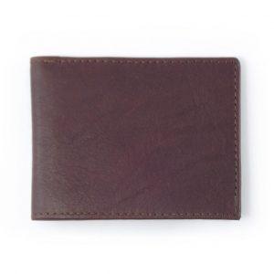 Wallet 6 Cards HPMW22NTKU - men's leather business card holder by Der Lederhandler
