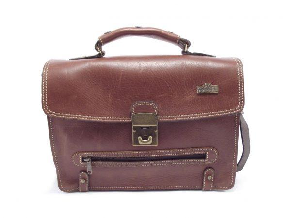 Amanda HP7090 cross body leather organizer handbag women by Der Lederhandler, George, Western Cape