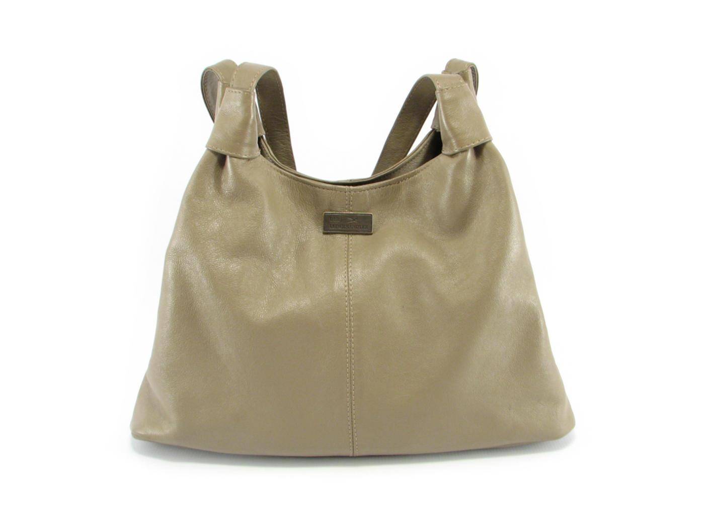 55f2de869b Ashleigh Plain Small HP7133 front classic handbag leather bags women