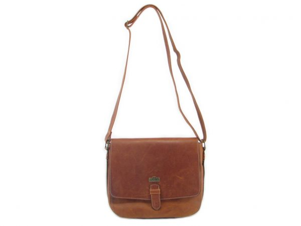 Brenda HP7260 long crossbody handbag leather bags women, Der Lederhandler, George, Western Cape