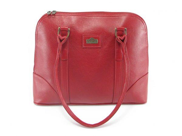 Brigitte HP7258 front classic handbag leather bags women, Der Lederhandler, George, Western Cape