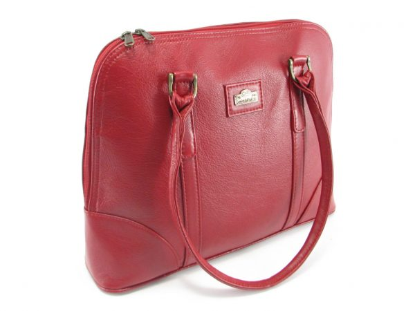Brigitte HP7258 side classic handbag leather bags women, Der Lederhandler, George, Western Cape