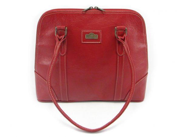 Brigitte Small HP7269 front classic handbag leather bags women, Der Lederhandler, George, Western Cape