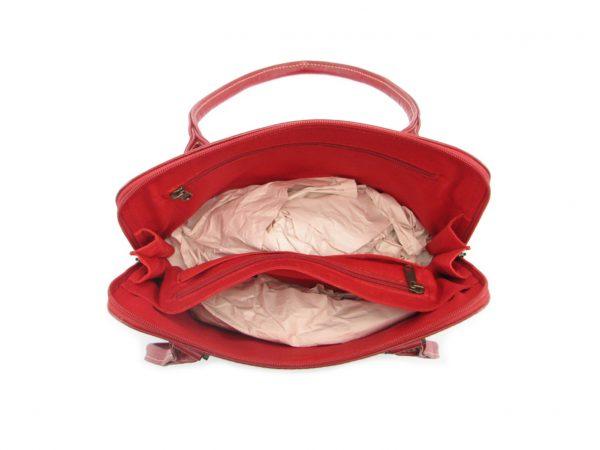 Brigitte Small HP7269 inside classic handbag leather bags women, Der Lederhandler, George, Western Cape
