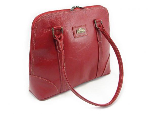 Brigitte Small HP7269 side classic handbag leather bags women, Der Lederhandler, George, Western Cape