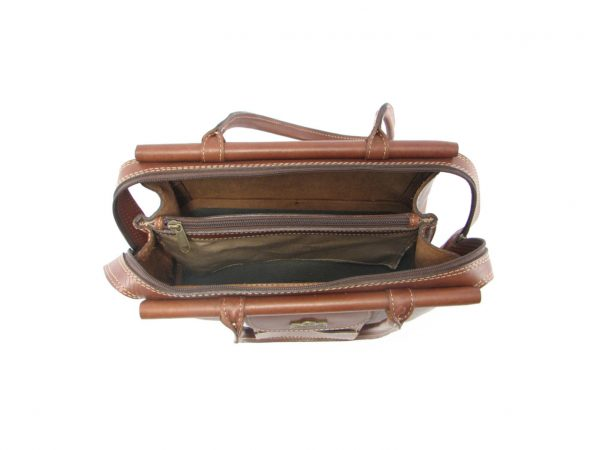 Clerissa HP168 inside classic handbag leather bags women, Der Lederhandler, George, Western Cape