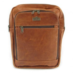 Corrie Sling HP7257 front leather bags men, Der Lederhandler, George, Western Cape