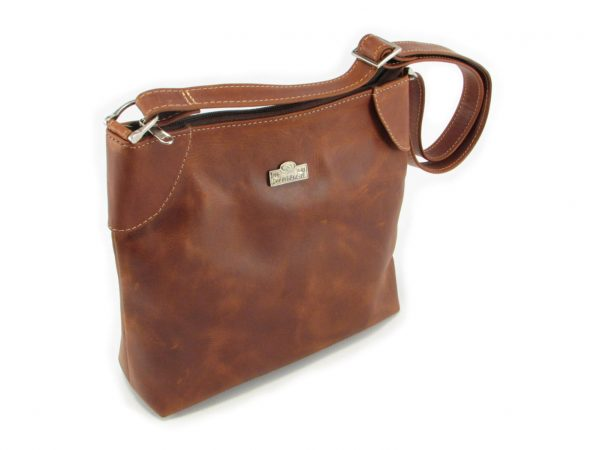 Frieda HP7204 side classic handbag leather bags women, Der Lederhandler, George, Western Cape