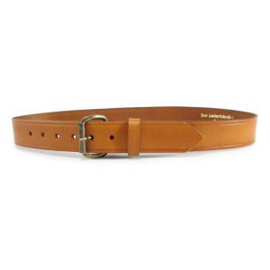 HP0002E Plain Veg belts men, Der Lederhandler, George, Western Cape