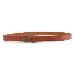 HPGG0002 Plain Veg belts men, Der Lederhandler, George, Western Cape