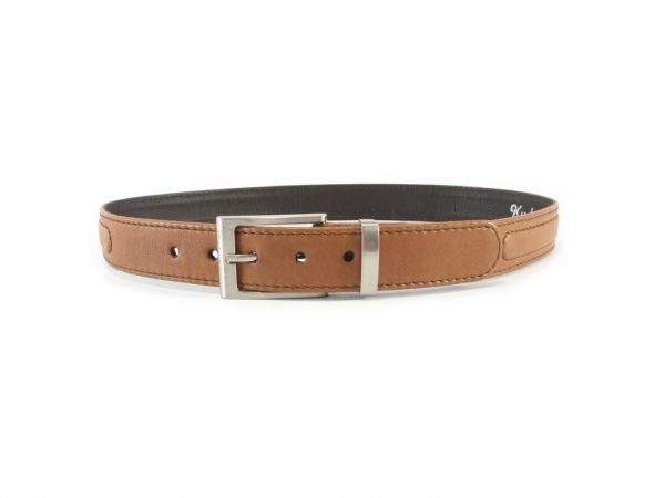 HPGG059 Kudu Piping belts men, Der Lederhandler, George, Western Cape