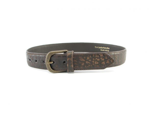 HPGG067BB Elegant Buffalo belts men, Der Lederhandler, George, Western Cape