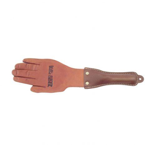 HPGG60 Plak - leather spanker by Der Lederhandler, George, Western Cape