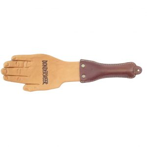HPGG60 Plak - leather spanker