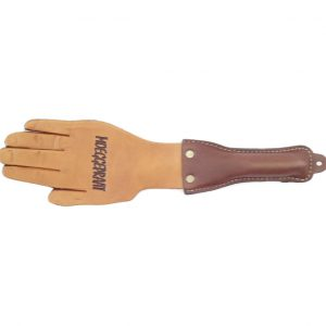 HPGG60 Plak - leather spanker by Der Lederhandler, George, Western Cape