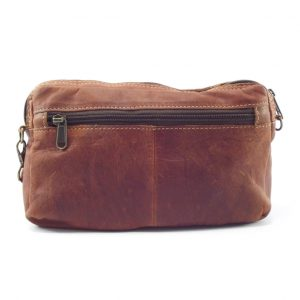 Jaydee Sling Large HP7265 - genuine leather card bag by Der Lederhandler
