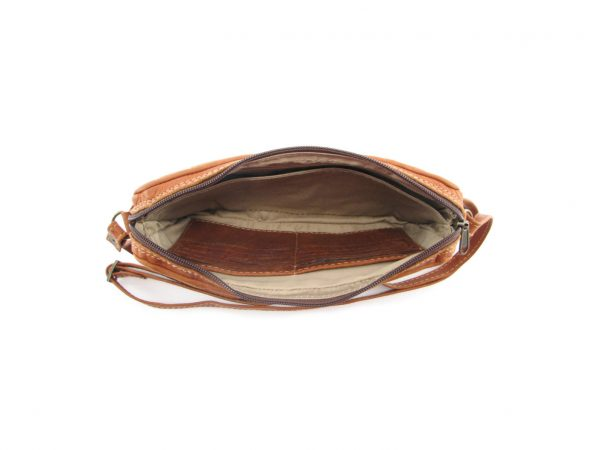 Jaydee Sling Large Cards HP7265 inside leather wallet bags, Der Lederhandler, George, Western Cape