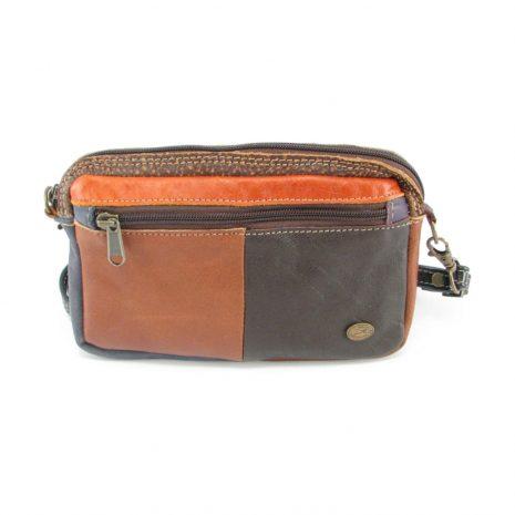 Jaydee Sling Multi HP7235 front leather wallet bags, Der Lederhandler, George, Western Cape