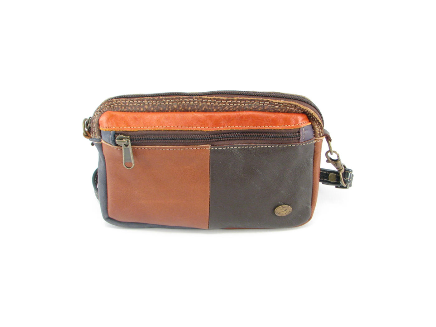 01a7215c95f5 Jaydee Sling Multi HP7235 front leather wallet bags