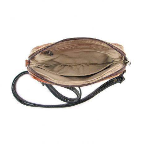 Jaydee Sling Multi HP7235 inside leather wallet bags, Der Lederhandler, George, Western Cape