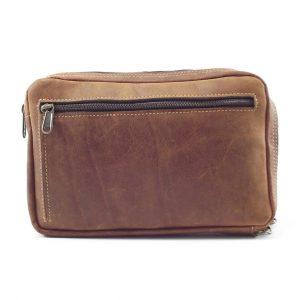 Jaydee Wrist Extra Large Cards HP7266 - travel leather wallet bag by Der Lederhandler