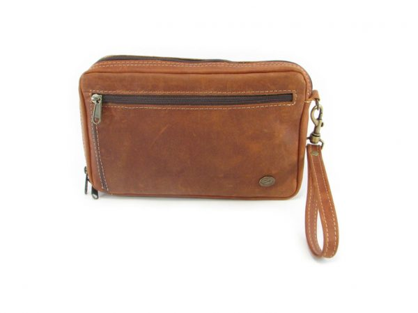 Jaydee Wrist Extra Large Cards HP7266 front leather wallet bags, Der Lederhandler, George, Western Cape