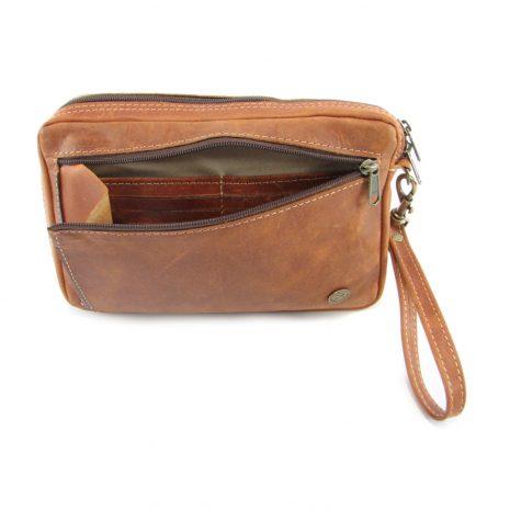 Jaydee Wrist Extra Large Cards HP7266 inside leather wallet bags, Der Lederhandler, George, Western Cape