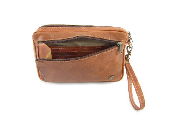 Jaydee Wrist Extra Large Cards HP7266 inside leather wallet bags, Der Lederhandler, George, Western Cape