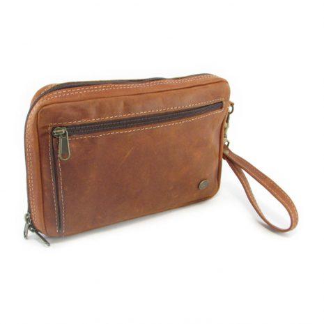 Jaydee Wrist Extra Large Cards HP7266 side leather wallet bags, Der Lederhandler, George, Western Cape