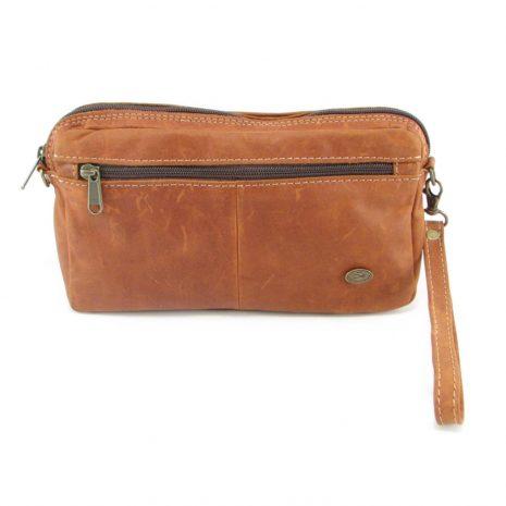 Jaydee Wrist Large Cards HP7264 front leather wallet bags, Der Lederhandler, George, Western Cape