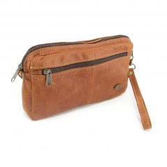 Jaydee Wrist Large Cards HP7264 side leather wallet bags, Der Lederhandler, George, Western Cape
