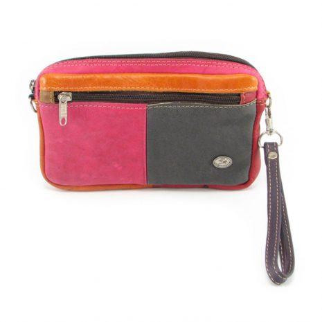 Jaydee Wrist Multi HP7234 front leather wallet bags, Der Lederhandler, George, Western Cape