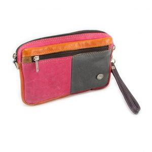 Jaydee Wrist Multi HP7234 side leather wallet bags, Der Lederhandler, George, Western Cape