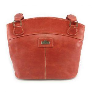 Julia HP7236 front classic handbag leather bags women, Der Lederhandler, George, Western Cape