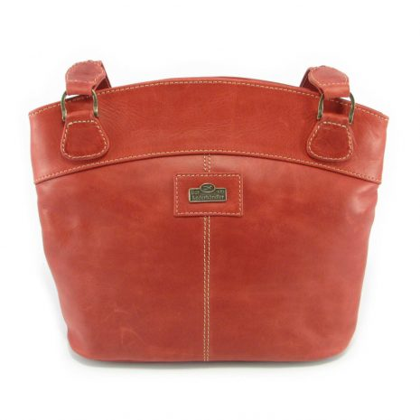 Julia HP7236 front classic handbag leather bags women, Der Lederhandler, George, Western Cape