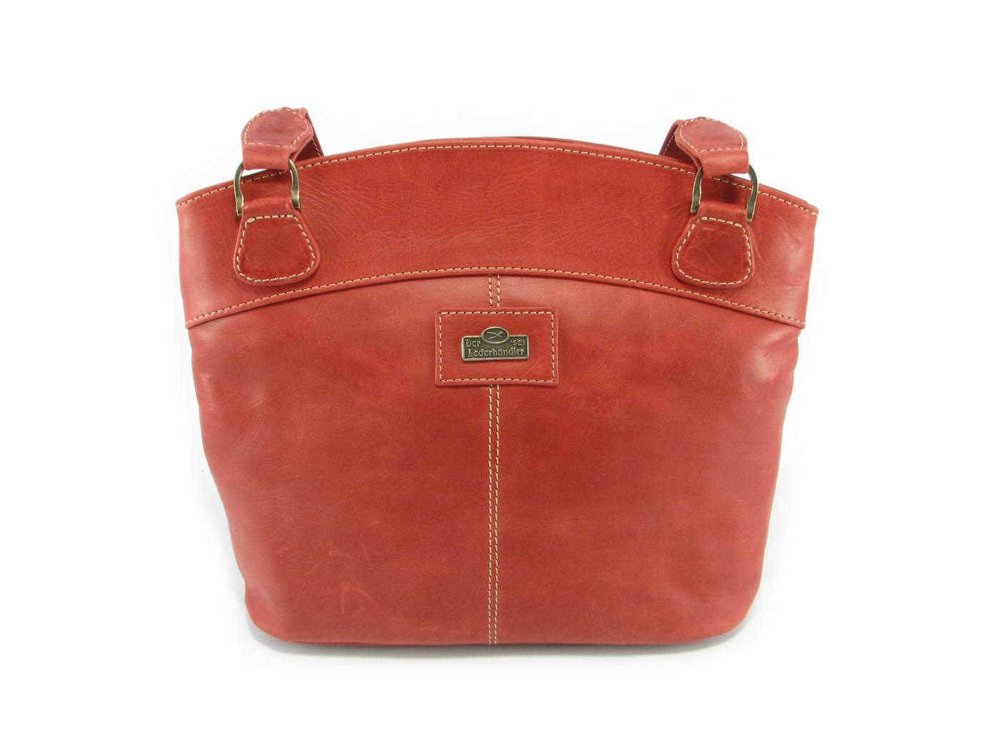 Classic double handle leather handbag for women der lederhandler jpg  1399x1049 Classic bags c677a98eea